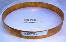 Втулка суппорта бронзовая Waitzinger - фото 4584