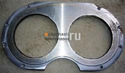 Плита шиберная 230 мм Zoomlion - фото 4624