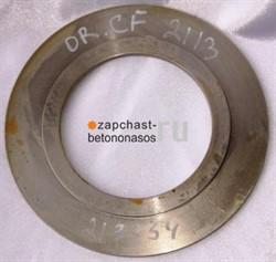 Кольцо-проставка верхней опоры шибера Cifa - фото 4654