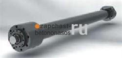 Гидроцилиндр 125х80х2000 мм Sermac - фото 4666