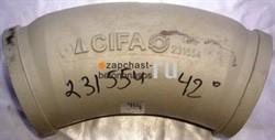 Угол DN125/42* Cifa - фото 4807