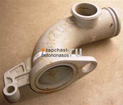 Колено откидное бункера Cifa - фото 4838