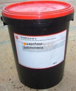 Смазка центральная TEXACO MULTIFAK 264 EP 18 кг (ведро) - фото 4853