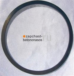 Уплотнение бетоновода ZX Cifa - фото 4881