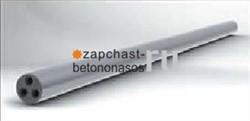 Шток подающего гидроцилиндра 1000-110/63 мм Putzmeister - фото 5190