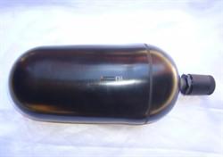 Колба гидроаккумулятора 6 л. Putzmeister - фото 5221