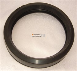 Уплотнение 100 мм бетоновода - фото 5252