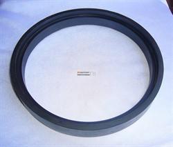 Уплотнение 200 мм кольца шибера Putzmeister - фото 5298