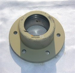Фланец D60 вала бункера KCP - фото 5548