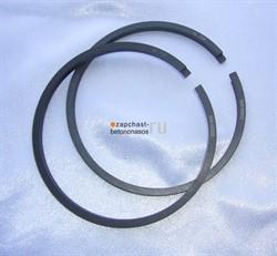 Кольца поршня подающего гидроцилиндра 1400-110/63 мм Putzmeister - фото 5760