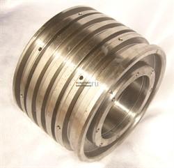 Поршень гидроцилиндра 2100-130/80 мм Putzmeister - фото 6340
