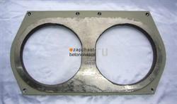 Плита 230 мм шиберная Putzmeister BRF - фото 6413
