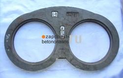 Плита 200 мм шиберная Schwing - фото 6613
