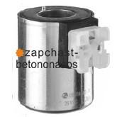 Катушка 24V гидравлического клапана Putzmeister - фото 7444