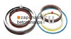 Ремкомплект стрелового гидроцилиндра 225/140мм Putzmeister - фото 7771