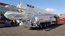 Автобетононасос KCP75ZS200 - фото 8175