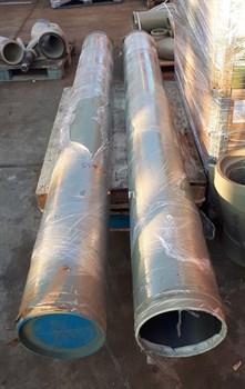 Цилиндр бетоноподающий 250X270X2640 мм Schwing - фото 8342