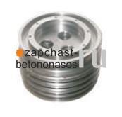 Поршень гидроцилиндра 1400-110/63 мм Putzmeister