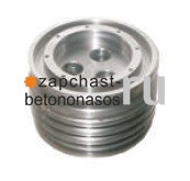 Поршень гидроцилиндра 2100-140/80 мм Putzmeister