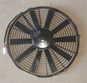 Вентилятор 24V радиатора Putzmeister